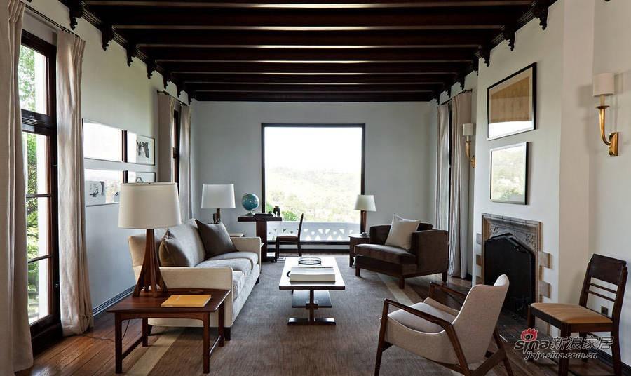 新古典 别墅 客厅图片来自用户1907664341在迪士尼迷斥巨资打造古城堡51的分享