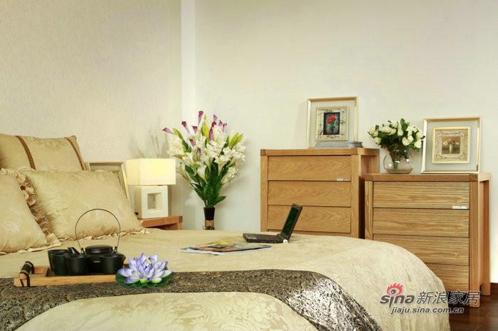 简约 复式 卧室图片来自用户2738820801在80后6.8万打造130平简约自然三居29的分享