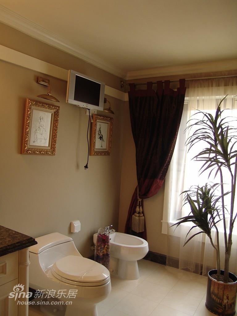 欧式 别墅 卫生间图片来自用户2746889121在优雅温馨的古典风格爱家49的分享