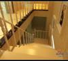 全景楼梯间