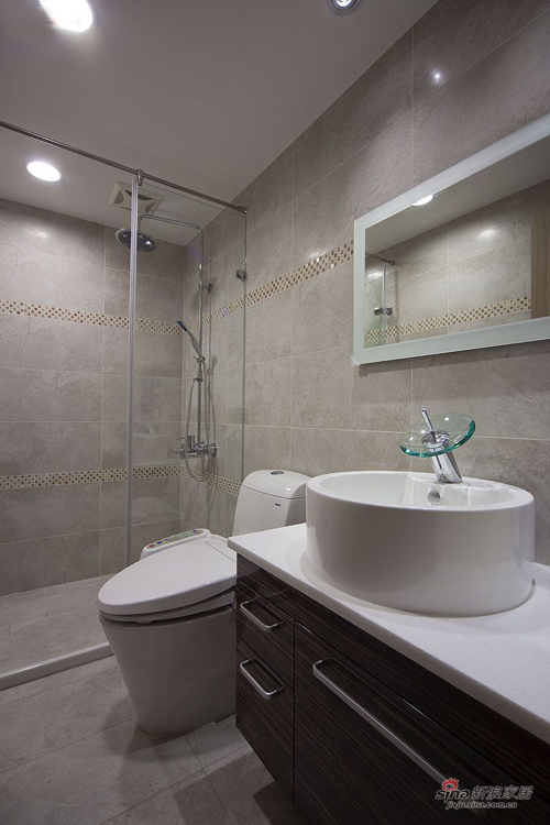 新古典 三居 卫生间图片来自用户1907701233在7.1万打造120都市雅典轻古典家居20的分享