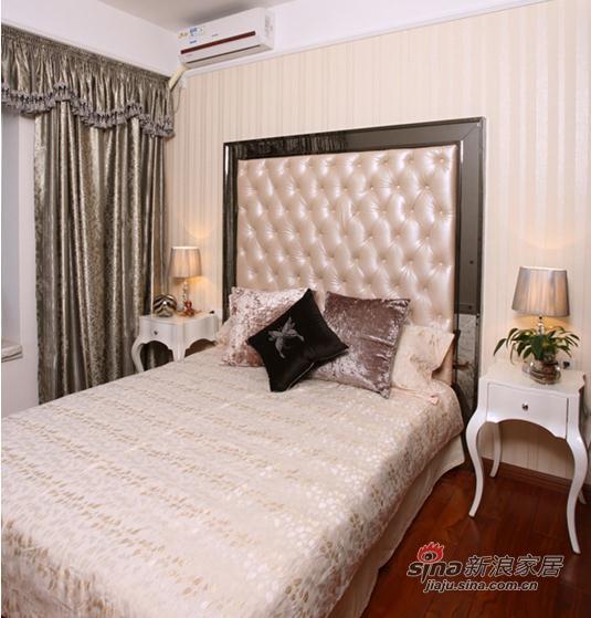 欧式 四居 卧室图片来自用户2772873991在打造新古典风情居室12的分享