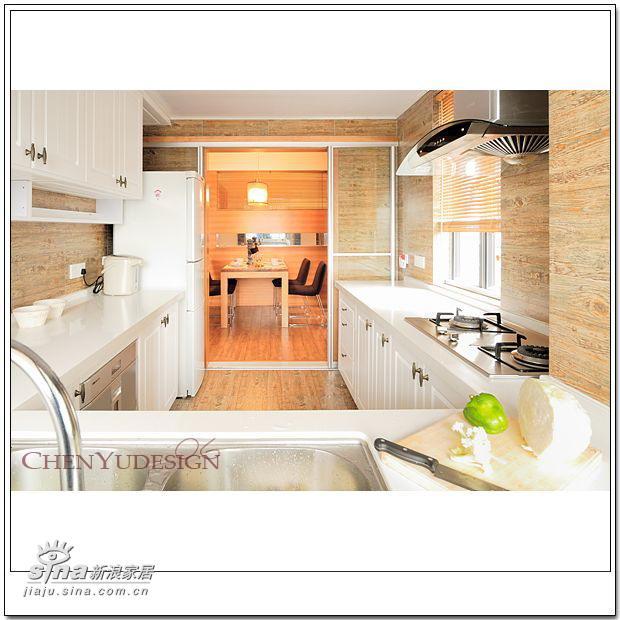 简约 四居 厨房图片来自用户2739378857在2006设计跟踪~·~·~深蓝浅蓝~·~·~17的分享