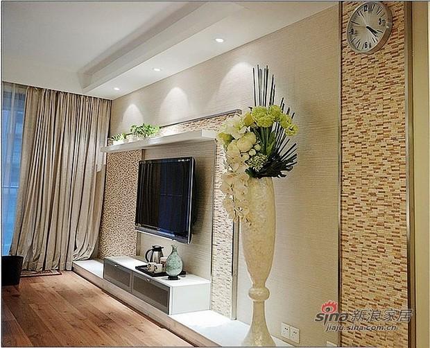 简约 三居 客厅图片来自用户2558728947在2年辛苦自装100多平环保宜居55的分享