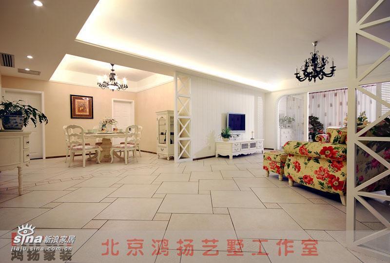 欧式 四居 客厅图片来自用户2746953981在简约46的分享