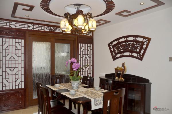 中西合璧144平米四室两厅~~花开富贵的