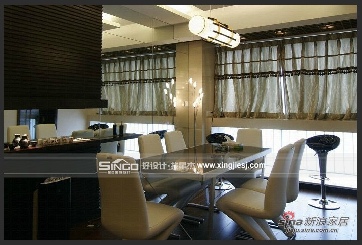 中式 四居 餐厅图片来自用户1907696363在新中式古典96的分享