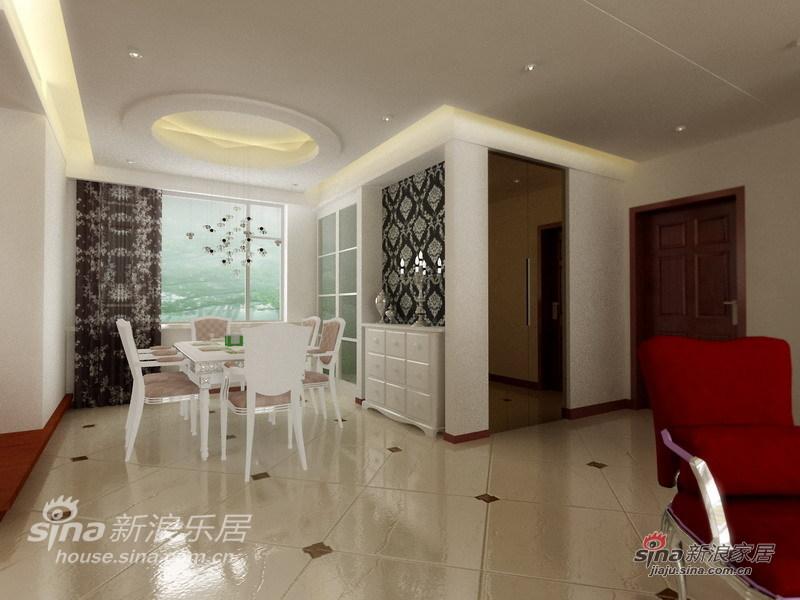 简约 一居 餐厅图片来自用户2737786973在简约品质时尚空间--保利.香槟花园32的分享