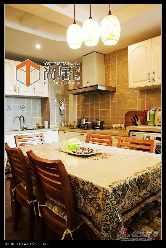 田园 三居 厨房图片来自用户2737791853在春日序曲 ——濮家媛作品集53的分享