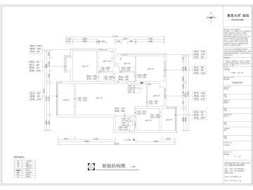永威翡翠城115平三居室欧式风格21