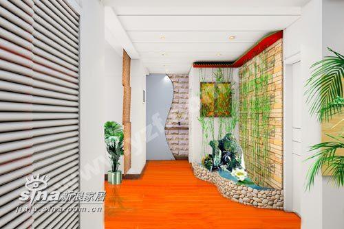 简约 其他 玄关图片来自用户2737786973在业之峰装饰玄关设计25的分享