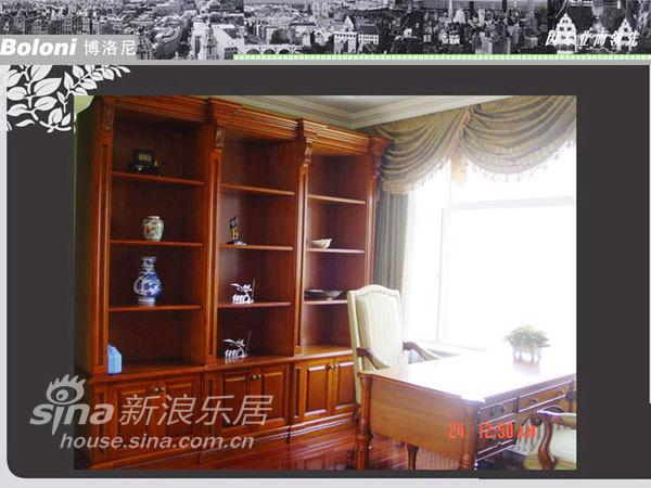 欧式 二居 书房图片来自用户2557013183在稳重大气的简欧2居16的分享