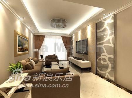 欧式 三居 客厅图片来自用户2757317061在永业公寓——简欧79的分享