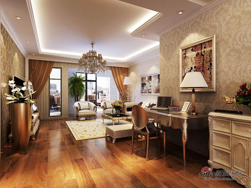 欧式 三居 客厅图片来自用户2746953981在【多图】天津华侨城66的分享