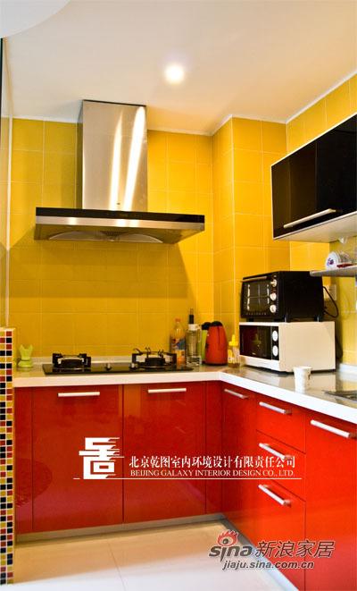简约 二居 厨房图片来自用户2738820801在富卓苑-混搭简约23的分享