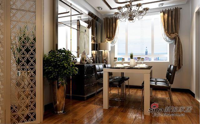 欧式 三居 餐厅图片来自用户2746889121在欧美风情32的分享