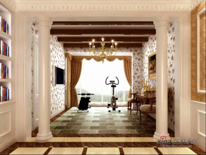 欧式 四居 客厅图片来自用户2772856065在我的专辑578628的分享
