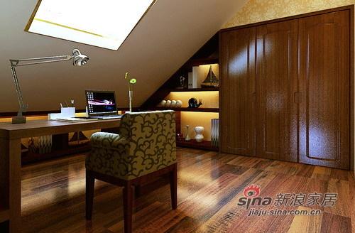 中式 别墅 客厅图片来自用户1907659705在11万元打造192平米的中式别墅66的分享