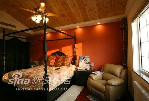 地中海 别墅 卧室图片来自用户2756243717在新中式风格22的分享