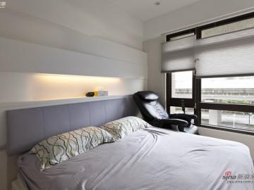 69平米温馨简约的居家客变规划94