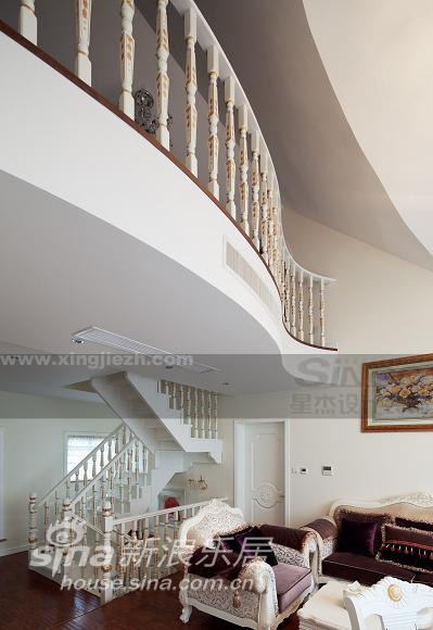 欧式 别墅 客厅图片来自用户2746889121在英式田园60的分享