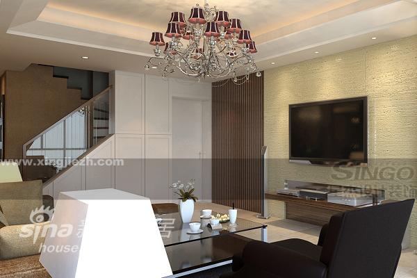 欧式 别墅 客厅图片来自用户2746869241在英式田园58的分享