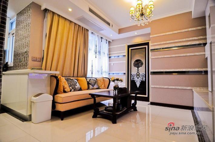 其他 其他 客厅图片来自用户2558746857在白富美10万装140平新古典豪宅98的分享