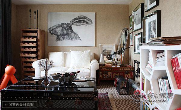 混搭 三居 客厅图片来自用户1907691673在350方豪华温馨家54的分享