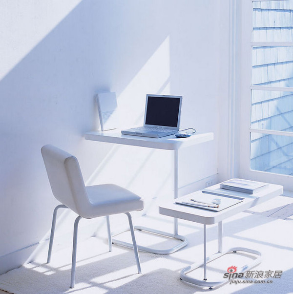 韩式浪漫白色家居