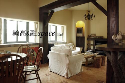 地中海 别墅 餐厅图片来自用户2756243717在贝儿的城堡22的分享