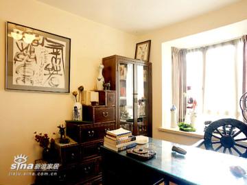 营造现代中国风之家72