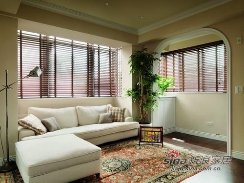 田园 其他 客厅 白领 小清新 舒适 大气 背景墙 吧台图片来自用户2557006183在英国乡村60平小户型魔力变身96的分享