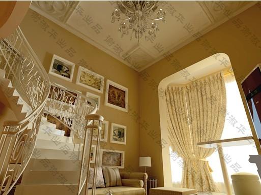 欧式 别墅 客厅图片来自用户2745758987在低调奢华 永恒的传奇69的分享