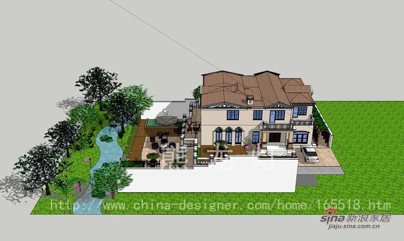 混搭 别墅 其他图片来自用户1907655435在格拉斯小镇-熊龙灯58的分享