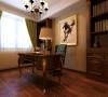 欧式风格漂亮四居室