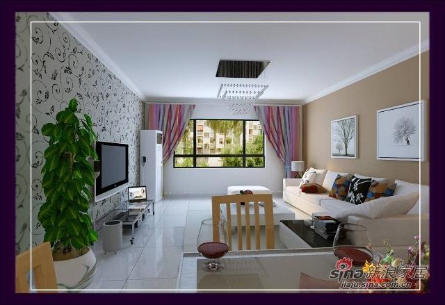 简约 二居 客厅图片来自用户2559456651在清凉一夏香蜜湾汇聚爱心只为爱25的分享