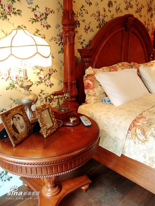 欧式 别墅 卧室图片来自用户2746953981在新古典30的分享