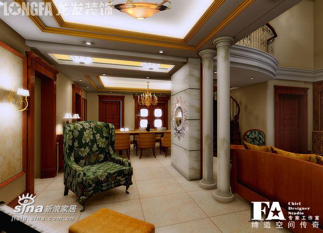 欧式 跃层 其他图片来自用户2746869241在中海华庭--古典欧式74的分享