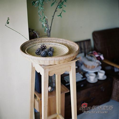 简约的实木家具