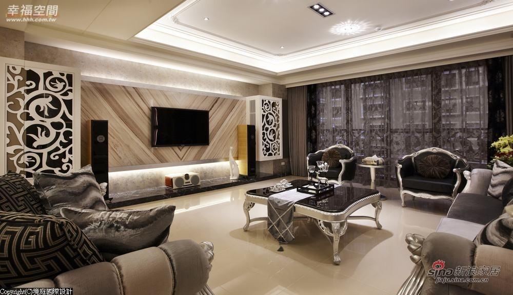 混搭 其他 客厅图片来自幸福空间在【高清】297平视觉多重奏 演出华丽之姿65的分享