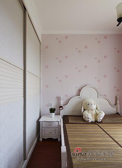 混搭 二居 儿童房图片来自用户1907691673在【高清】92平中西合璧混搭精致家13的分享