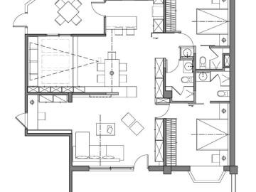 【高清】160平老房翻修宁静风华绝代家24