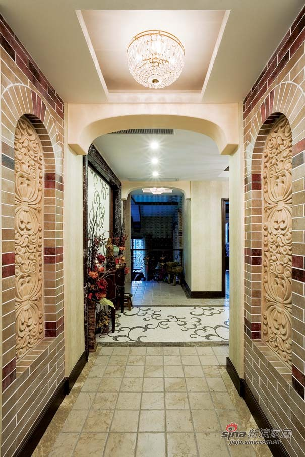 美式 别墅 其他图片来自用户1907685403在【高清】欧式风格奢华设计299平米大豪宅64的分享