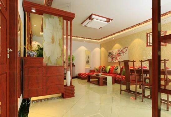 简约 二居 客厅图片来自用户2738820801在3.8万完美打造88平现代中式45的分享