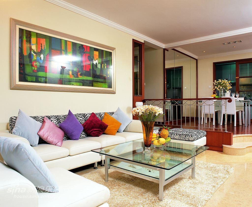地中海 复式 客厅图片来自用户2757320995在凸显奢华的异域风情64的分享
