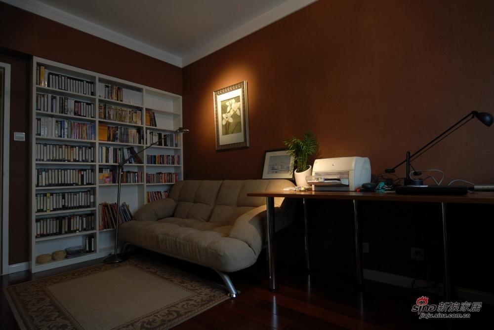 田园 三居 书房图片来自用户2737946093在【多图】田园风格17的分享