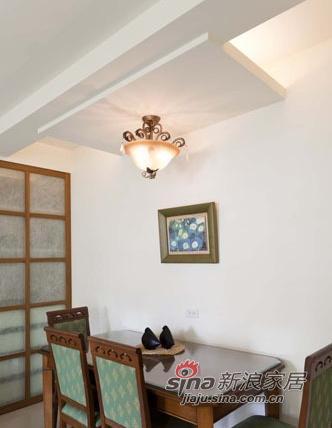 简约 二居 餐厅图片来自用户2557010253在休闲度假风 温馨明亮的92平小三房32的分享