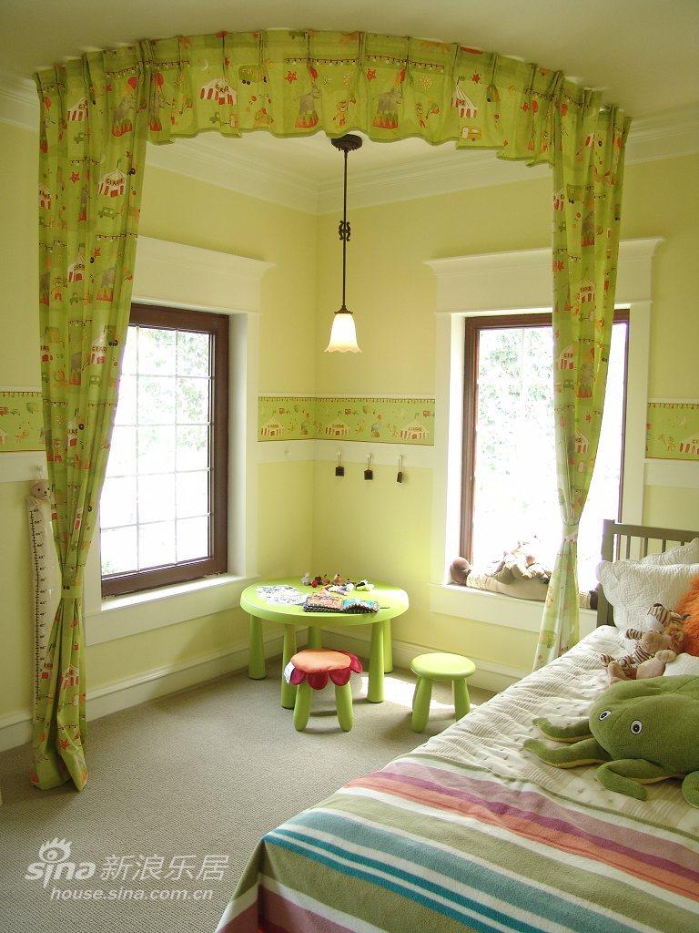 欧式 别墅 儿童房图片来自用户2746889121在优雅温馨的古典风格爱家49的分享