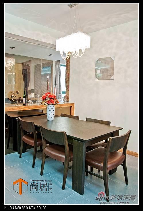简约 三居 餐厅图片来自用户2738813661在七彩星城温馨家14的分享