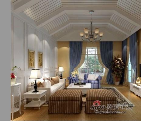 5室2厅现代简约200平风情家